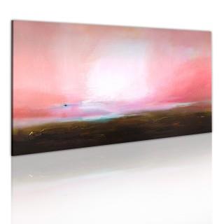 Χειροποίητα ζωγραφισμένος πίνακας - Distant horizon