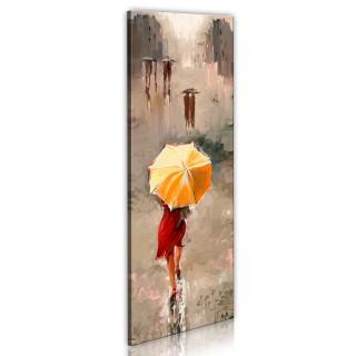 Πίνακας - Beauty in the rain
