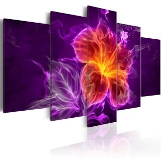 Πίνακας - Esoteric flower