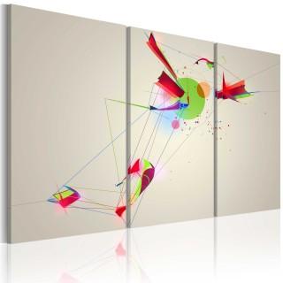 Πίνακας - Colors & shapes