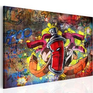 Πίνακας - Graffiti master