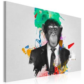 Πίνακας - Mr Monkey