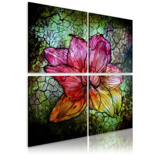 Πίνακας - Glass flower