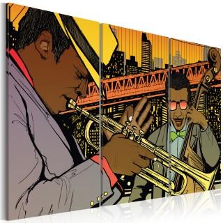Πίνακας - Jazz musician