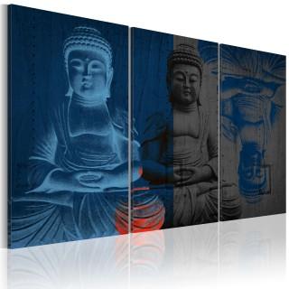 Πίνακας - Buddha - sculpture