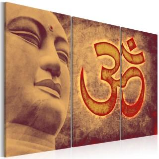 Πίνακας - Buddha - symbol