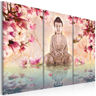 Πίνακας - Buddha - meditation