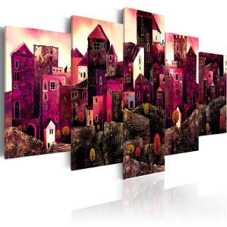 Πίνακας - City of dreams