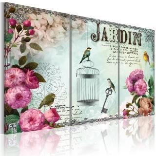 Πίνακας - Jardin