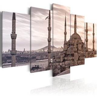Πίνακας - Mosque on Near East