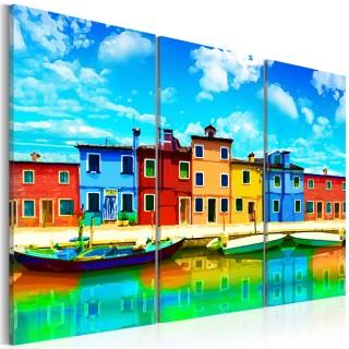 Πίνακας - Sunny morning in Venice