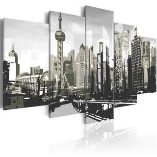 Πίνακας - Shanghai, China´s largest city