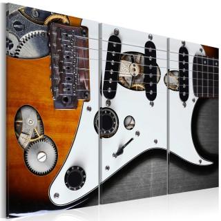 Πίνακας - Guitar Hero