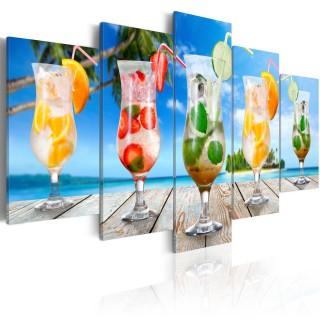 Πίνακας - Summer drinks