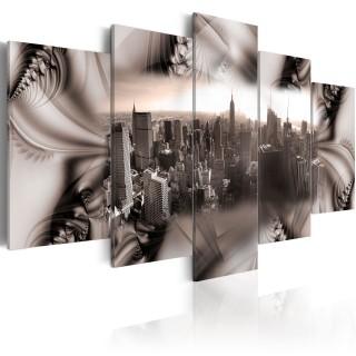 Πίνακας - Steel city