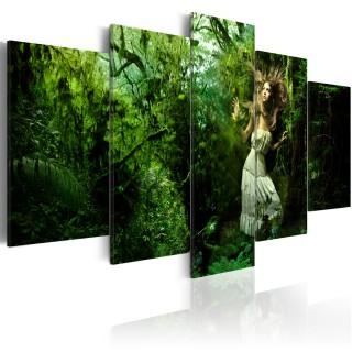 Πίνακας - Lost in greenery