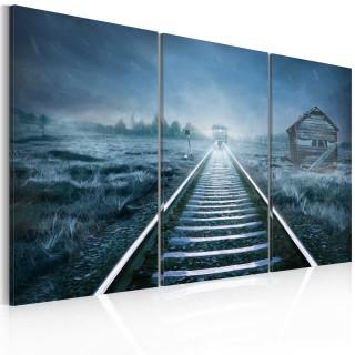 Πίνακας - A journey in the fog