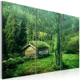 Πίνακας - Forest ecosystem