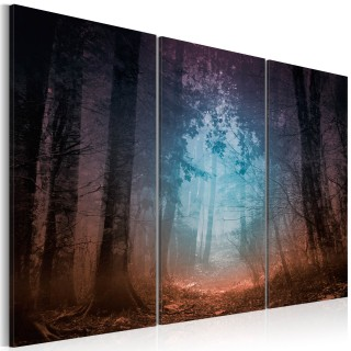 Πίνακας - Edge of the forest - triptych