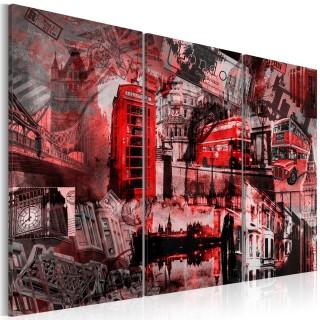 Πίνακας - Red London