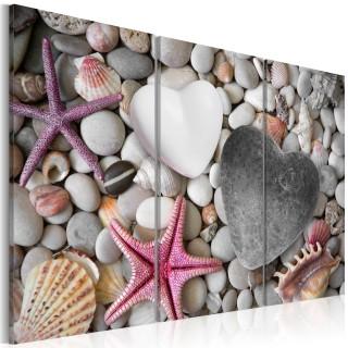 Πίνακας - Pebbles of love