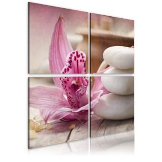 Πίνακας - Orchid and zen