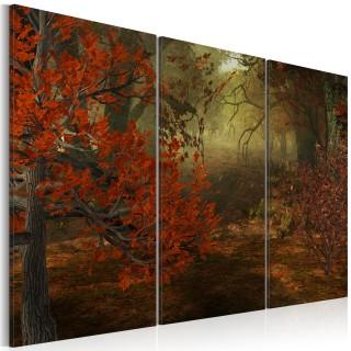 Πίνακας - Copse - triptych