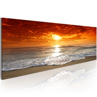 Πίνακας - Romantic  sunset
