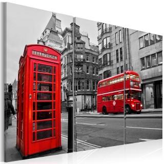 Πίνακας - London life