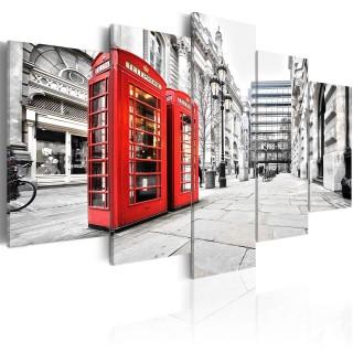 Πίνακας - Street of London