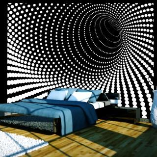 Φωτοταπετσαρία - Abstract background 3D