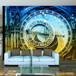 Φωτοταπετσαρία - Astronomical clock - Prague