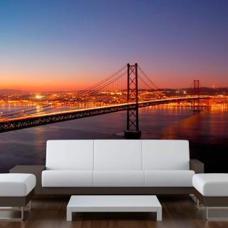 Φωτοταπετσαρία - Bay Bridge - San Francisco