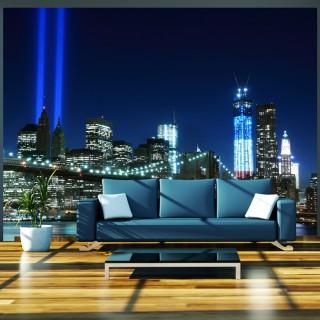 Φωτοταπετσαρία - Floodlights over NYC