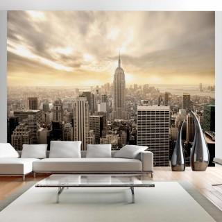 Φωτοταπετσαρία - New York - Manhattan at dawn