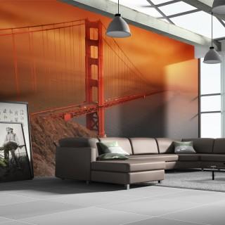 Φωτοταπετσαρία - Golden Gate Bridge