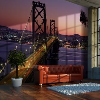 Φωτοταπετσαρία - Charming evening in San Francisco