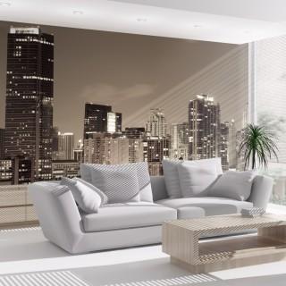 Φωτοταπετσαρία - Night life in Miami