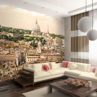 Φωτοταπετσαρία - Rome: panorama