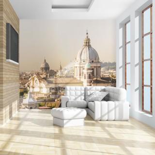Φωτοταπετσαρία - Rome - bird's eye view