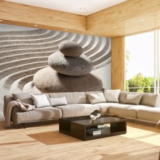 Φωτοταπετσαρία - Zen garden