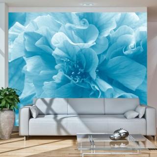 Φωτοταπετσαρία - Blue azalea