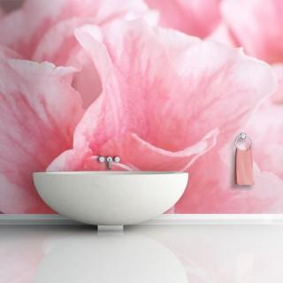 Φωτοταπετσαρία - Pink azalea flowers