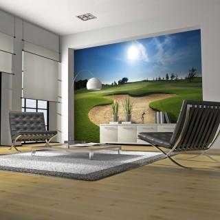 Φωτοταπετσαρία - Golf pitch