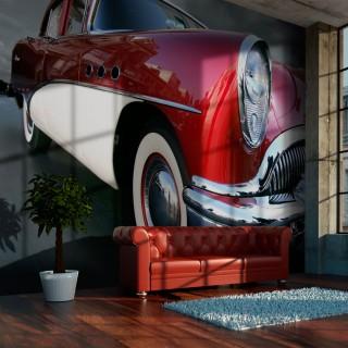 Φωτοταπετσαρία - American, luxury car