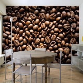 Φωτοταπετσαρία - Roasted coffee beans