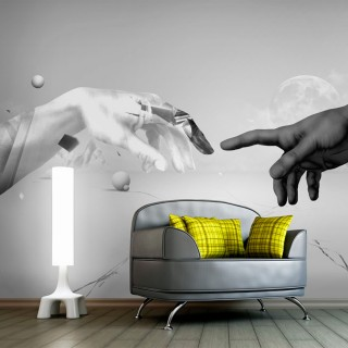 Φωτοταπετσαρία - Intergalactic touch