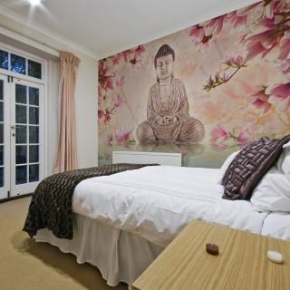 Φωτοταπετσαρία - Buddha and magnolia