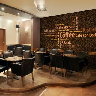 Φωτοταπετσαρία - Latte, espresso, cappucino...