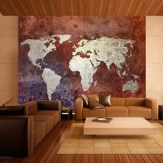 Φωτοταπετσαρία - Iron continents